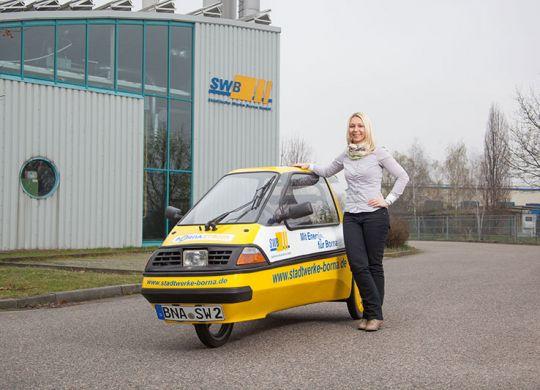 ElektroAuto-Borna